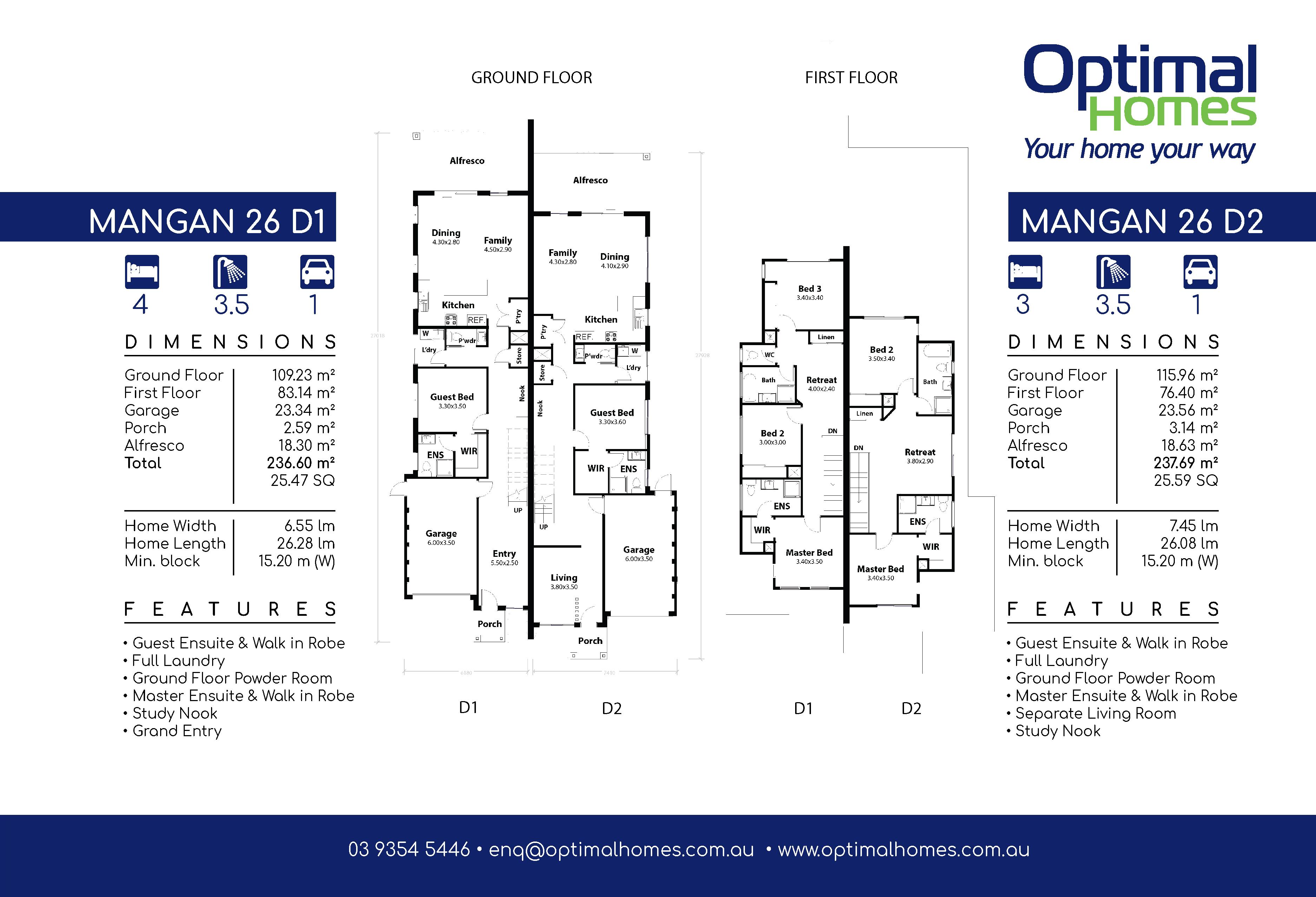 Mangan 26 Floor Plan