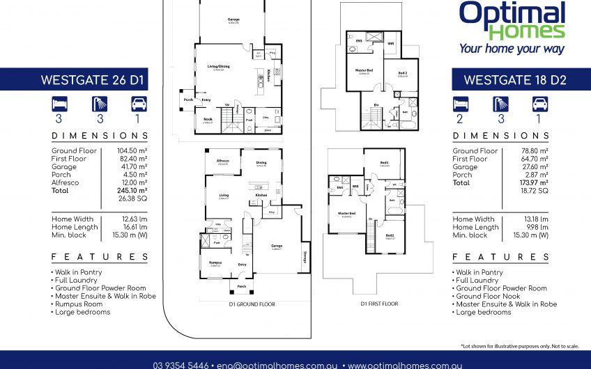 Westgate 26/18 Dual Occupancy